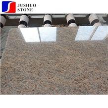China Factory Giallo Nova Venecl Granite Slab,Brazil Yellow Stone Tile
