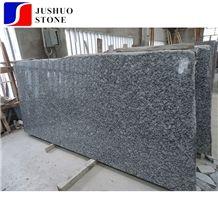 China Popular Cheap Spray/Seawave White Granite Polished Tiles Slabs