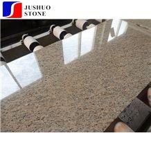 Giallo Nova Venecia Granite,Brazil Yellow Slabs&Tiles,Big Flower Stone