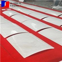 High Quality Magnolla Jade Palace White Jade Marble