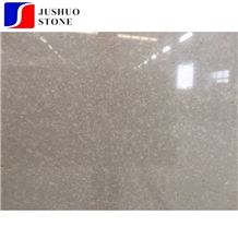 Light Brown Solid Surface Quartz Slabs with Factory Price Wholesale