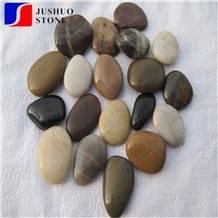Multicolor China Polished Cobblestone,Pebble,Cobble,Paint Pebble Grey