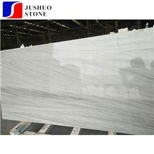 Turkey Quarry China Factory Price Luna River Grey Marble Veins Slabs