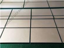 Moca Cream Limestone Slabs,Portugal Beige Coral Stone Machine Cutting Panel Tiles for Bathroom Wall Cladding,Floor Covering