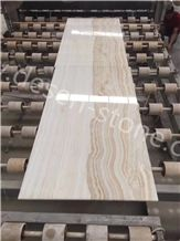 Straight Veining/White Serpeggiante/Willow Onyx Stone Slabs&Tiles Wall