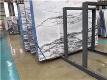 Lilac Marble White Marble Tiles/Slabs/Cut to Size for Floor Wall Decor