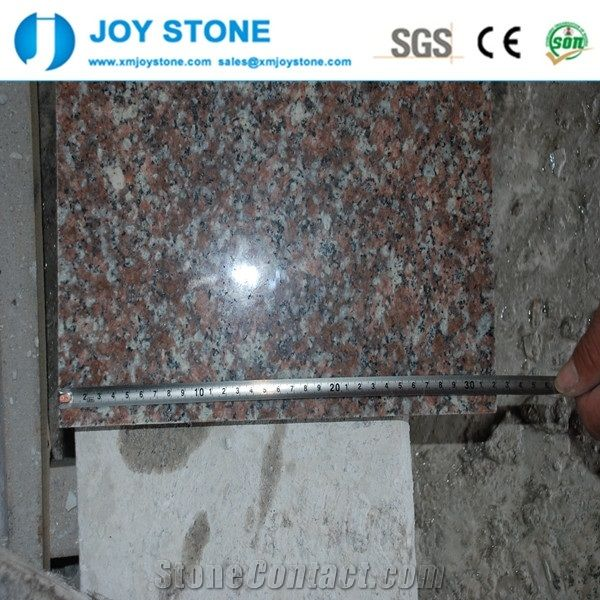 Chinese G687 Granite Floor Tiles Prices High Quality Polished From