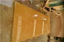 Honed Small Yellow Sandstone Floor Covering Tiles
