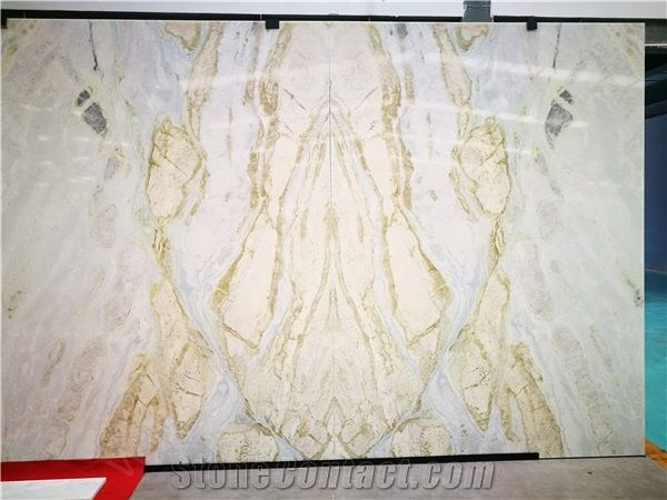 Blue Danube Marble, Luxury Marble for Hotel Decorations from China