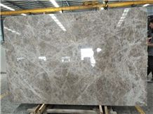 Turkey Grey Marble Slab,Aurora Borealis,Light Grey Marble Wall Tiles