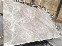 Dora Cloud Grey Ash Marble Slabs&Tiles Polished