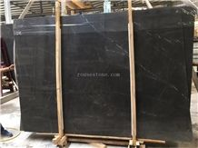Persian Nero Marquina Marble Slabs&Tiles Polished