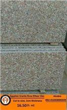 Granite Tiles Rosa El Nasr