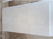 Afyon Beige Marble Tiles, Turkey Beige Marble