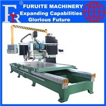 Cnc-600 Cnc Operation System Stone Profile Machine