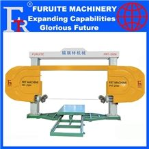 Frt-2000 2500 3000 Cnc Wire Saw Machine Profile