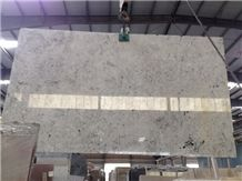 Champagne Mist Supreme Ice Ivory Cream Colonial White Granite Slabs