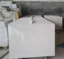 G896 Crystal Snow Snowflake White Pearl White Granite Tiles