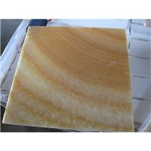 Honey Yellow Onyx Tiles for Wall