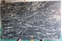 Nero Branco Blue Night Preto Indiano Tempest Black Granite Slabs
