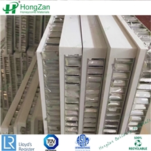 Lightweight Stone Honeycomb Panels, Artificial Travertine Honeycomb Panels