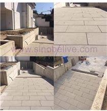 Grey Sandstone Cube Stone & Pavers