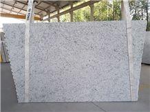 Dallas White Granite Slabs, Brazil White Granite