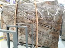 Amazon Jungle Normandy Grey Marble Slabs,Floor Wall Background Tiles