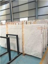 Bianco Carrara White Marble Slabs,Floor Wall Tiles