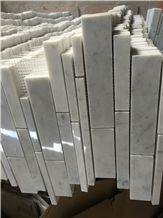 Bianco White Carrara Marble