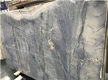Changbai Blue Jade Danube River Marble Slabs,Wall Floor Tiles