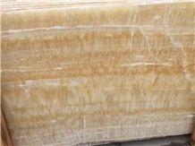 China Yellow Rosin Jade Honey Onyx Slabs,Wall Cladding Tiles