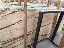 Dragon Rich Sofitel Gold Marble Slabs,Polished Wall Floor Tiles