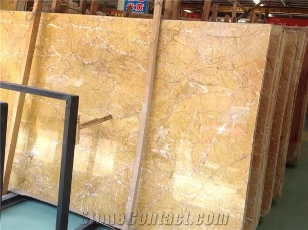 Kellen Karen Gold Marble Slabs For Wall Floor Tiles,Table Tops,Countertops