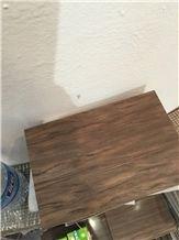 Lilac Purple Wooden Wood Grain Sandstone For Slabs Wall Tiles Countertops