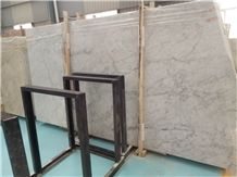 Polished Bianco Carrara White Marble Slabs&Tiles,Floor&Wall Tiles