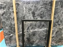Romantic Cappuccino Grey Marble Slabs,Hotel Floor Wall Covering Tiles