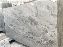 Silver Statuario Armani Calacatta Grey Marble Slabs,Floor Wall Tiles