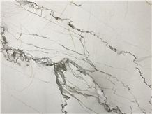 Snow White Marble Slabs,Wall Floor Polished Tiles