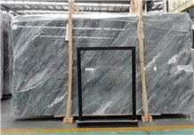Space Storm Grey Cloud Ink Marble Slabs,Wall Decorative Background