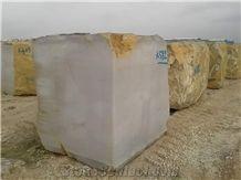 Foussana Grey Marble Block, Tunisia Grey Marble