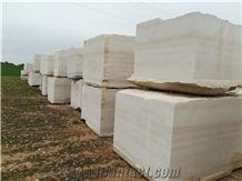 Thala Beige Marble Block, Tunisia Beige Marble