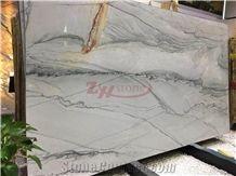 Calacatta Quartzite White Quartzite Slabs&Tiles Luxuary Stone