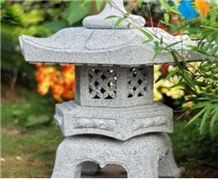 Natural Japanese Stone Lantern for Garden, Chinese Style Lantern,Lamps
