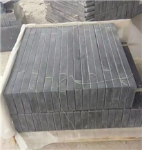 Blue Limestone Honed Slab Tile Floor Wall Cladding Tiles Covering Tile