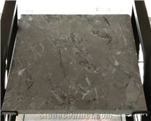 Quintessence,China Quintessence Wolf Cloudy Grey Small Flower Marble