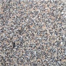 Crema Julia Granite, Spain Pink Granite
