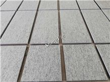 China Olive Green Granite,Water Jet Finished,Tiles Floor Covering,Wall