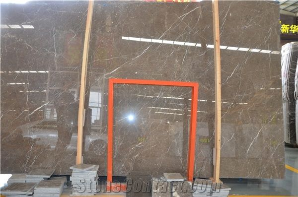 Cyprus Grey Marble Tiles Slabs Pattern Skirting Wall Cladding