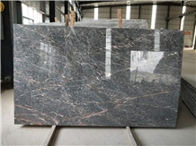 Chinese New Rosa Dark Grey Marble Quarry Tiles ,Slab Manufacturer